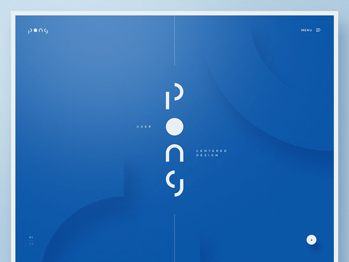 Pong — User Centered Design