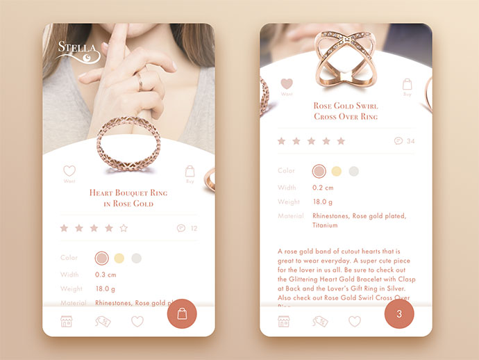 Jewelry E-Сommerce Application