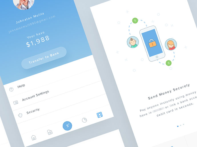 Mobile Payment System Project