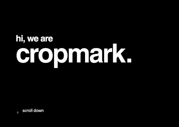 cropmark - creative studio