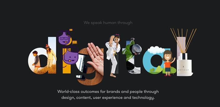 25 Beautiful Typographic Portfolio Web Designs