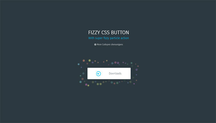 CSS Fizzy Button