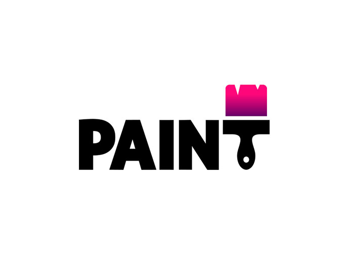 Paint - logo