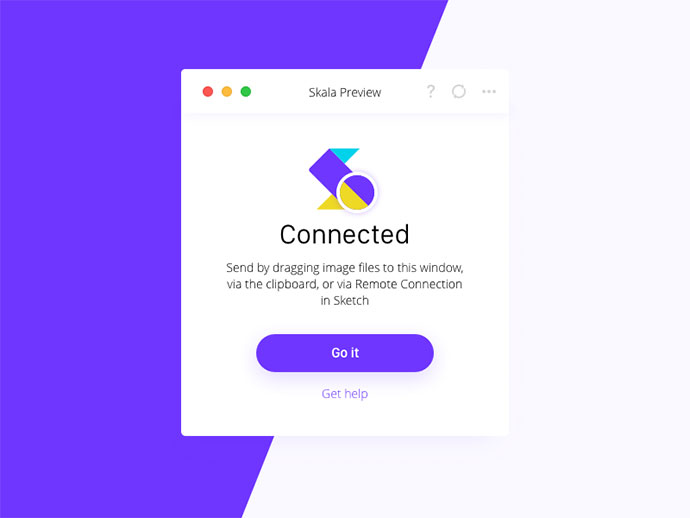 Skala Preview - Popup :: Daily UI challenge #016