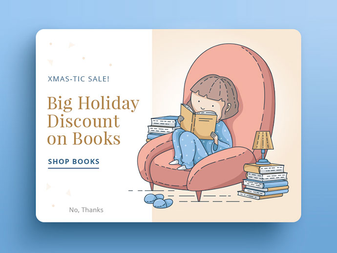 Books Discount Modal