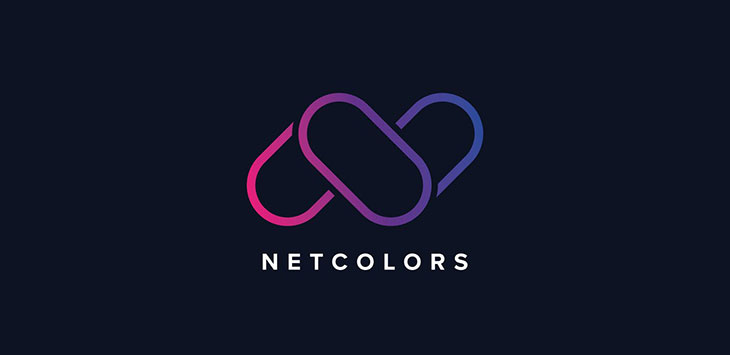 25 Colorful Gradient Logo Designs