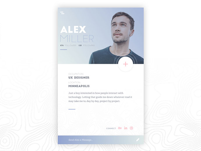 Profile Card