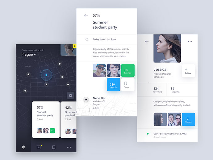 Event Discovery App