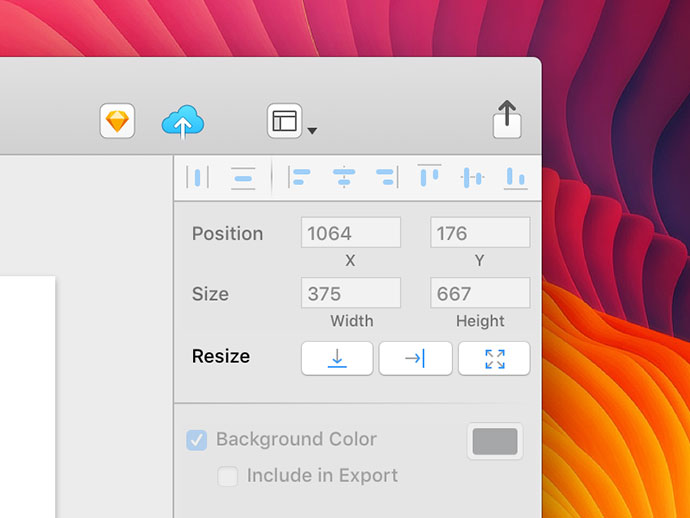 Sketch Resize to Fit the Width/ Height