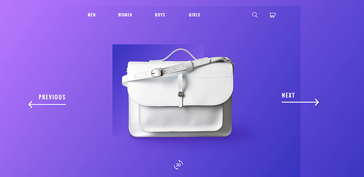 40 Amazing Ecommerce Product Slider UI Designs