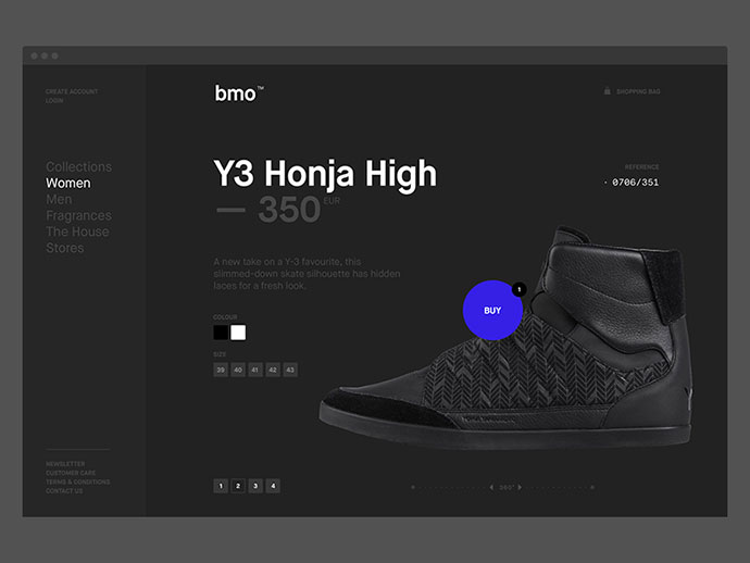 bmo — Product page