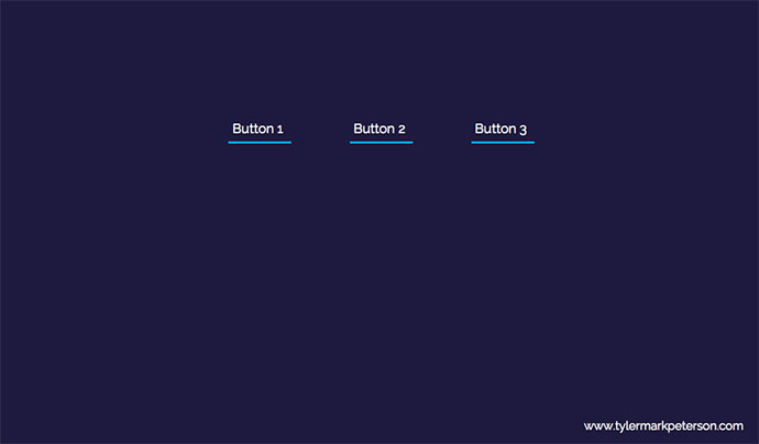Animated SVG Hover Buttons