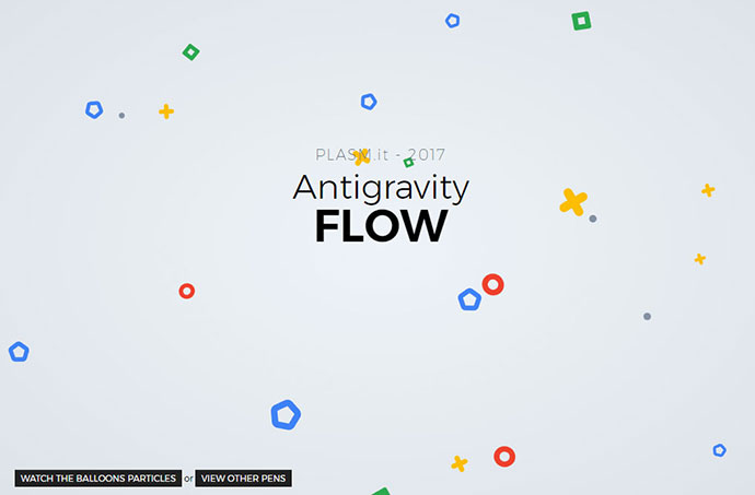 Antigravity FLOW