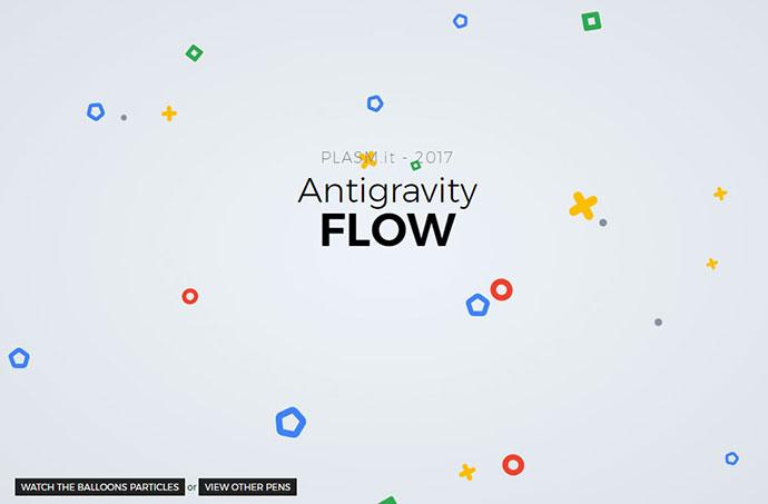 Antigravity FLOW