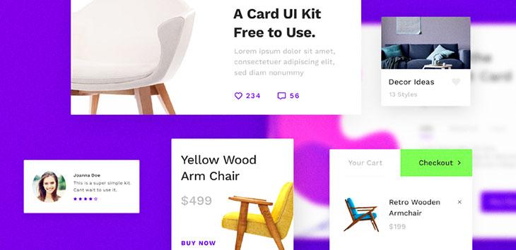 25 Web UI Kits & Wireframes 2017