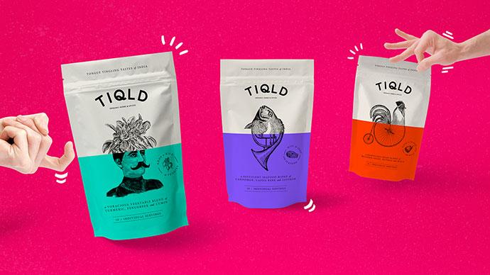 Tiqld Spice Blends