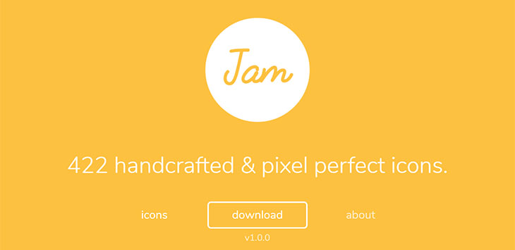 20 Useful Free CSS & SVG Icon Sets