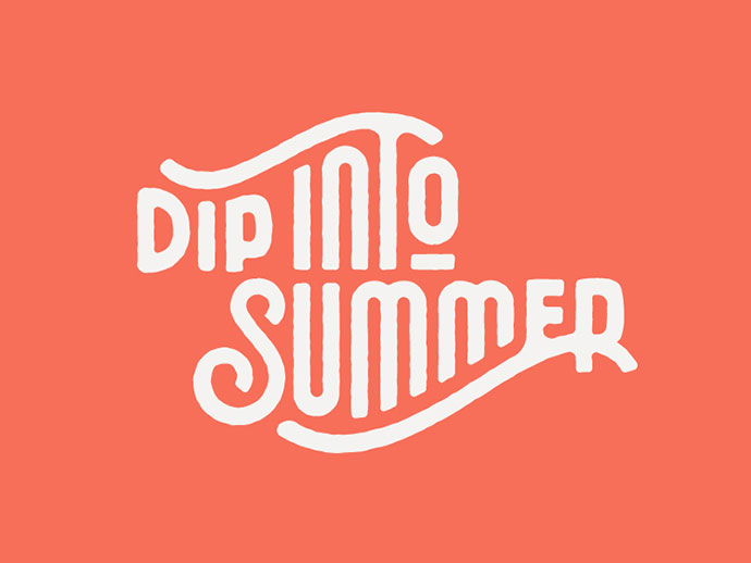 Dip into Summer