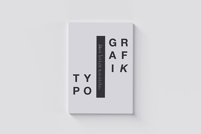 Typografik Magazine Covers