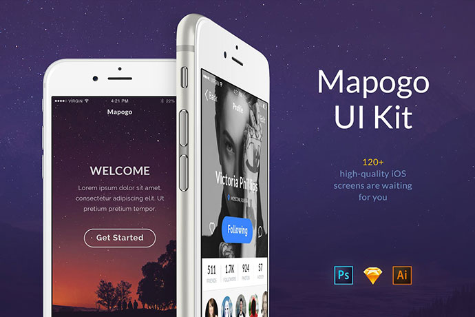 Mapogo UI Kit