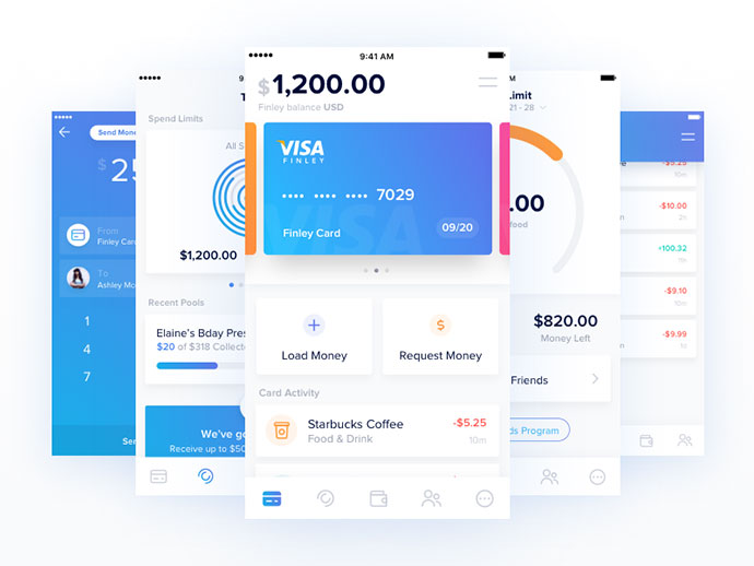 Finley App Redesign