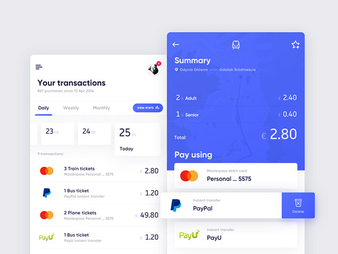 Mobilet –Payments