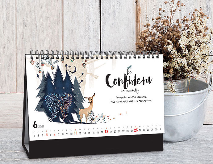 2017 Dental Calendar
