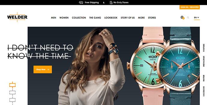 Welder Watch Web Site