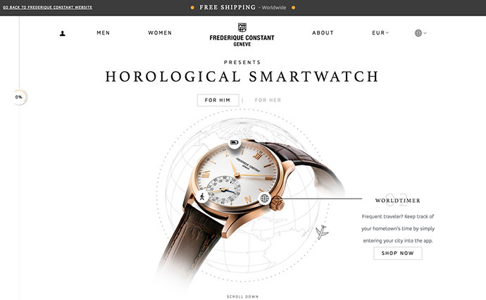 The Horological Smartwatch
