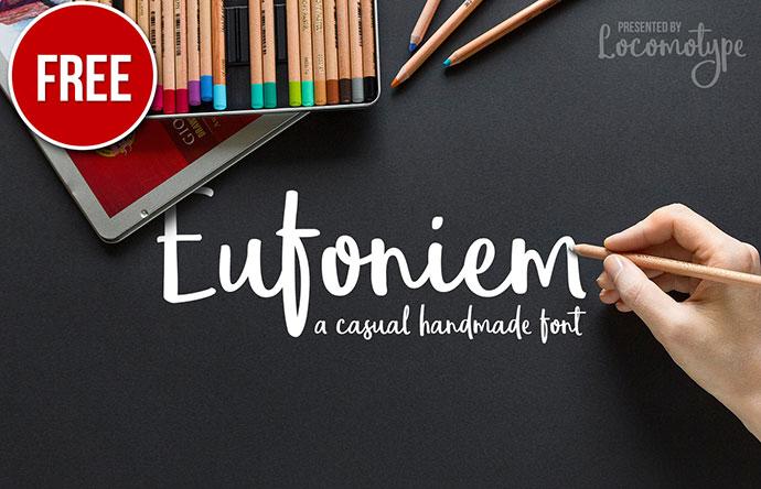 Eufoniem | Free Font