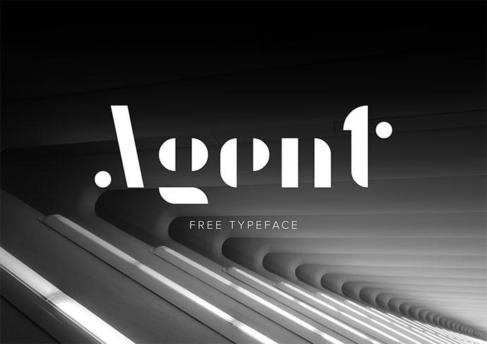 Agent | Free Font