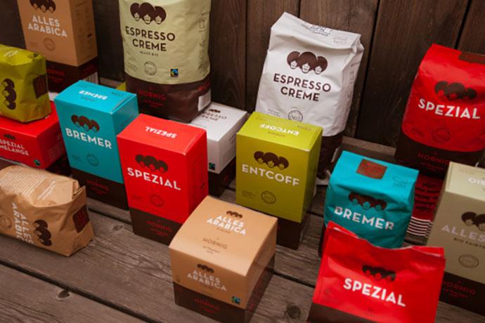 J. Hornig - Branding & Packaging