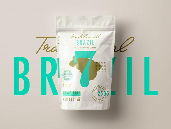 Traditional 7 Coffee | Brazil