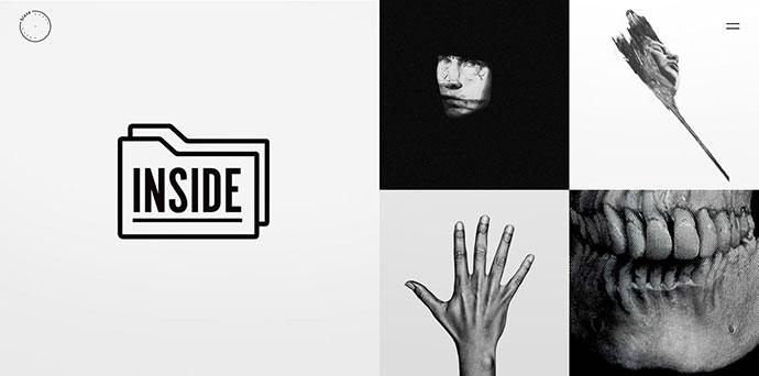 Blaze - A Portfolio Theme with Attitude