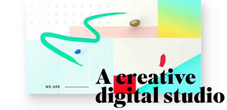 20 Amazing Examples of Memphis Design Websites