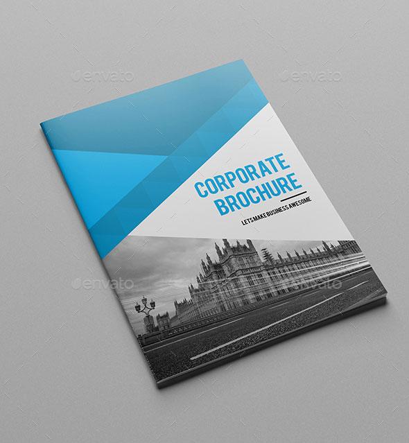 Best Brochure Design Templates Web Graphic Design - Multi page brochure template