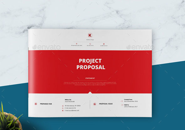 Project Proposal Landscape