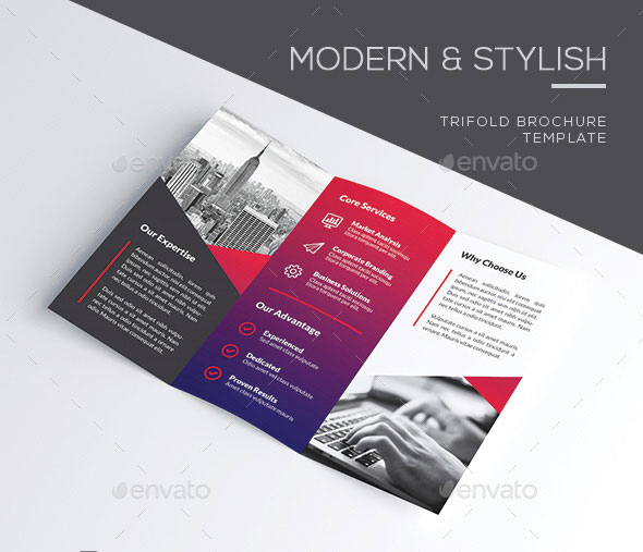 40 best brochure design templates 2018