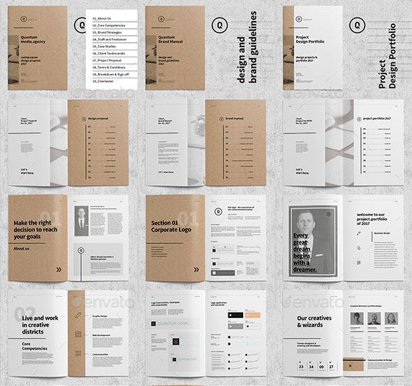 creative handout templates
