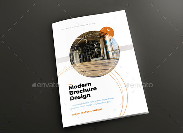 Best Brochure Design Templates   Web  Graphic Design  Bashooka