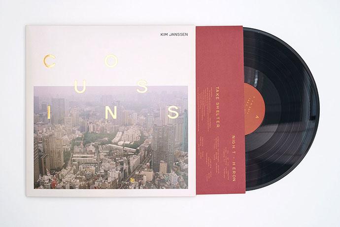Kim Janssen - Cousins - CD & Vinyl
