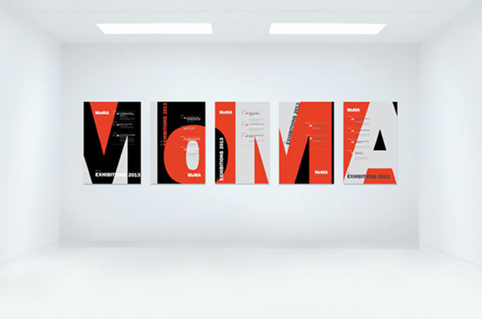 MoMA Poster Series
