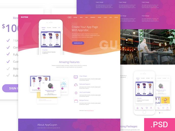 Guyon Homepage