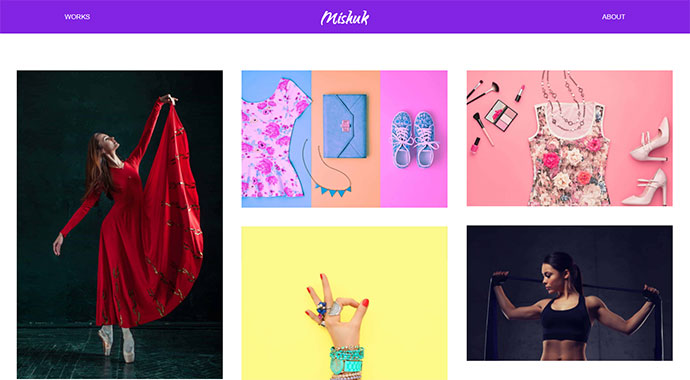 Mishuk - Responsive Multi-purpose WordPress Theme