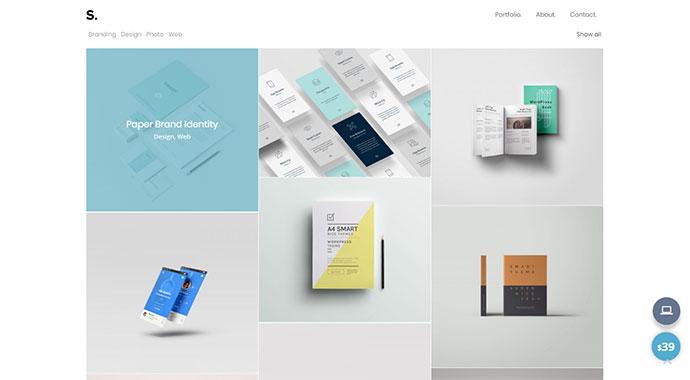 Smart — Responsive Multi-Purpose WordPress Theme