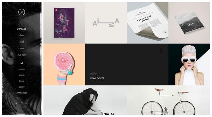 Voxco - Portfolio Theme for Creative People