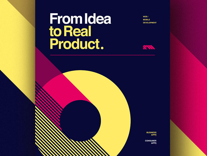 From Idea To Real Product