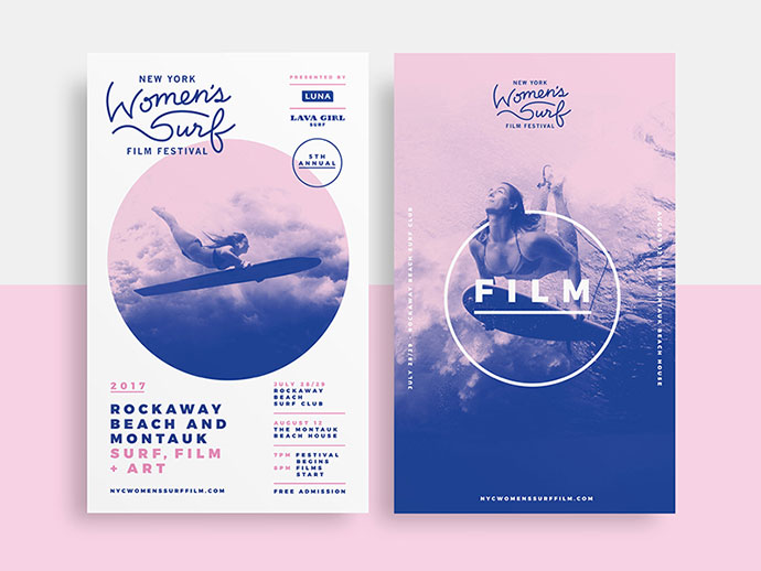 New York Women`s Surf Film Festival
