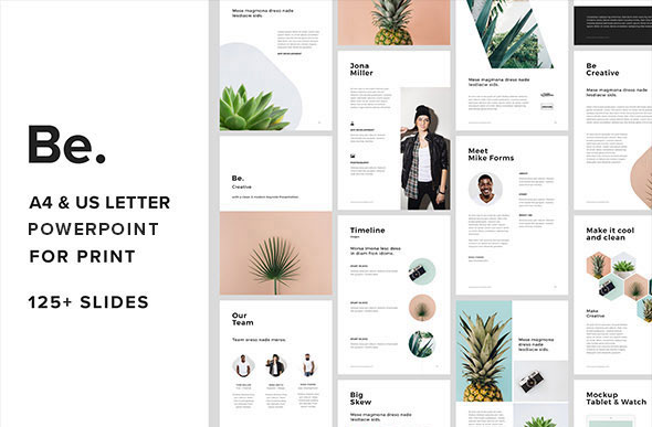 35 best powerpoint design templates 2018 web graphic design a4 us letter powerpoint presentation for print toneelgroepblik Image collections