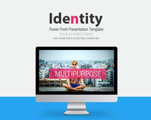 Identity Power Point Presentation